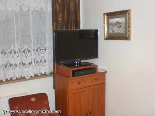 Pokoje u babci Marysi Ustka 2-osobowy