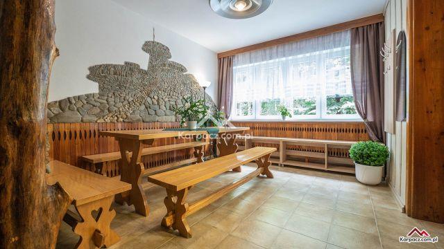 Apartamenty i Pokoje GAZDA Karpacz Holl / główne wejście
