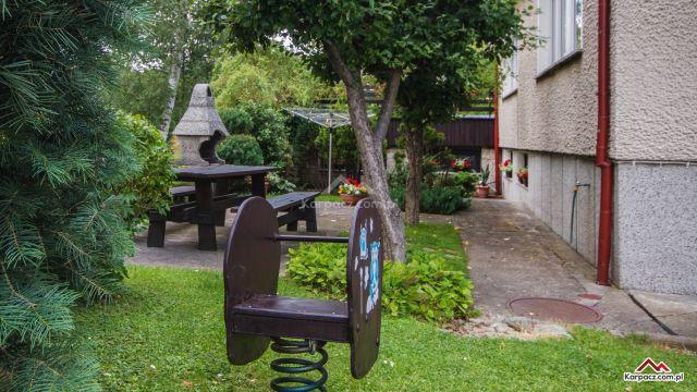 Apartamenty i Pokoje GAZDA Karpacz Teren zielony wokół obiektu / grill
