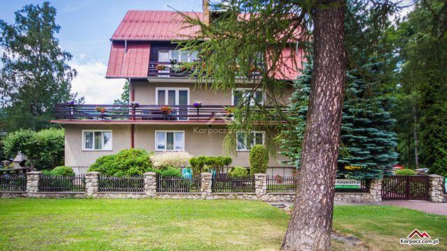 Apartamenty i Pokoje GAZDA Karpacz Widok ogólny obiektu