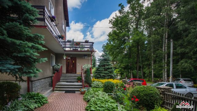 Apartamenty i Pokoje GAZDA Karpacz Wejście do obiektu