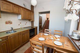 Pokoje Gościnne STOKROTKA Karwia Kuchnia na parterze