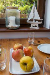 Pokoje Gościnne STOKROTKA Karwia Kuchnia z pełnym wyposażeniem