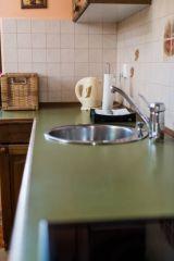 Pokoje Gościnne STOKROTKA Karwia Kuchnia z pełnym wyposażeniem.