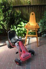 Pokoje Gościnne STOKROTKA Karwia Krzesełko dla małych