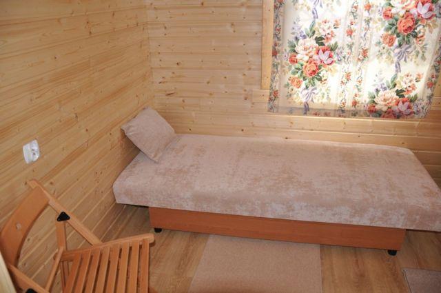 Domki POD SOSNAMI Łeba Domek 4 osobowy - 2 pokoje