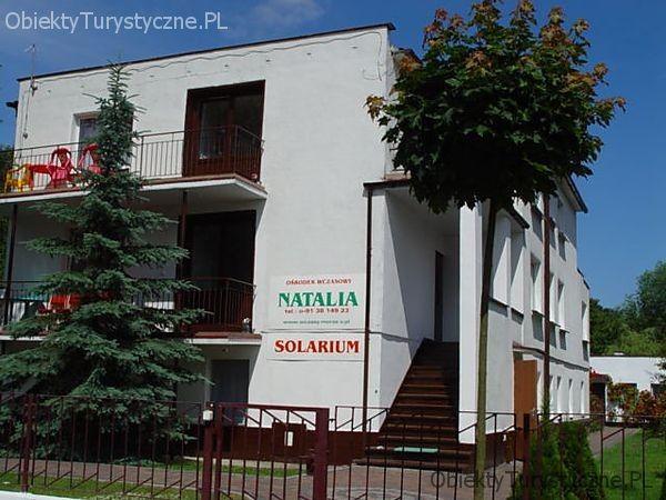 Ośrodek Wczasowy NATALIA Międzywodzie