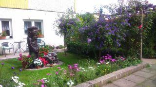Cisza i spokój  Ustka Ogród