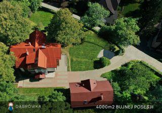 Willa DĄBRÓWKA Karpacz 4000m2 karkonoskiego ogrodu
