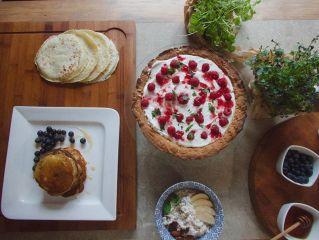 Willa DĄBRÓWKA Karpacz Szwedzki stół, od nas nikt nie wyjdzie głodny.