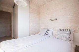 Apartamenty Łódź Wikingów Rowy sypialnia małżeńska apartament 6 i 8 osobowy