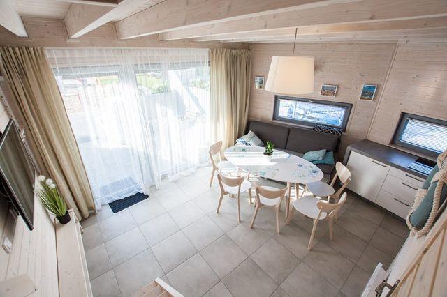 Apartamenty Łódź Wikingów Rowy apartament 8 osobowy