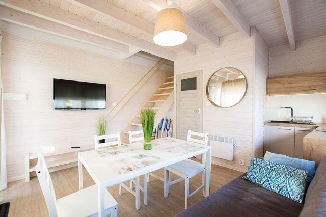 Apartamenty Łódź Wikingów Rowy apartament 6 osobowy