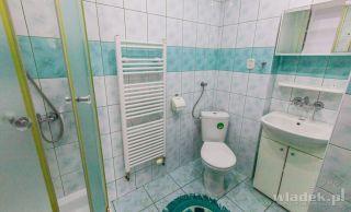 Pokoje JADWIGA Władysławowo Apartament łazienka