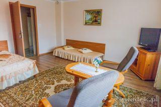 Pokoje JADWIGA Władysławowo Apartament pokój nr 1