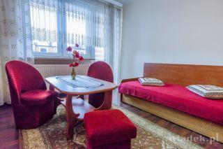 Pokoje JADWIGA Władysławowo Apartament pokój nr 2