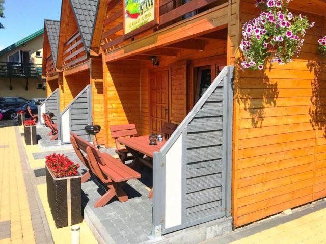 Domki Letniskowe IGUANA Jarosławiec