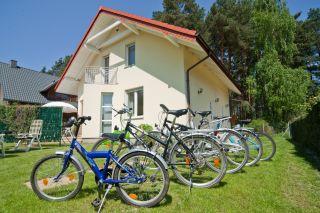 ANGRA apartments Rowy rowery do dyspozycji gości
