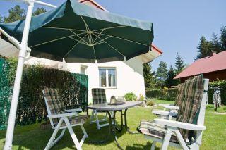 ANGRA apartments Rowy miejsce w ogrodzie dla ap. A
