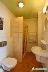 Dom Wczasowy TASMANIA Sianożęty Łazienka pokój dwuosobowy