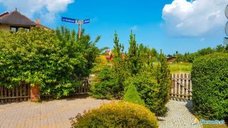 Dom Wczasowy TASMANIA Sianożęty Wejście