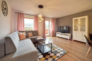 Apartamenty APART-INVEST Szklarska Poręba Pastelowy