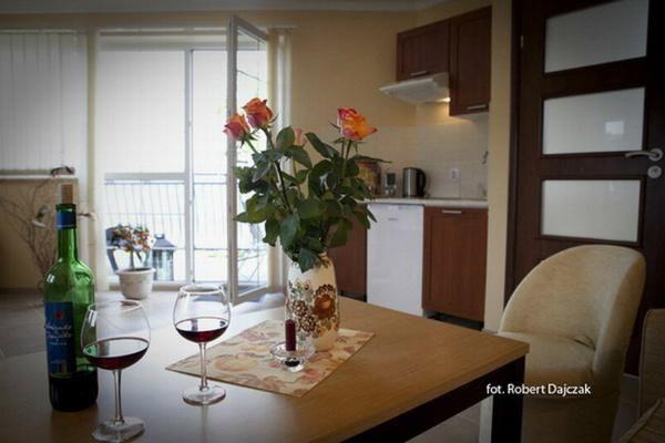 Kompleks wypoczynkowy Europa-SPA Trzęsacz Apartament 2 poziomowy