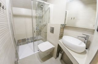 Willa SIKLAWA Zakopane łazienka dom 25b