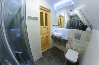 Willa SIKLAWA Zakopane łazienka dom 25 B