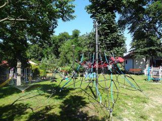 Domki i Pokoje PLAŻA KLUB Dziwnów Plac zabaw