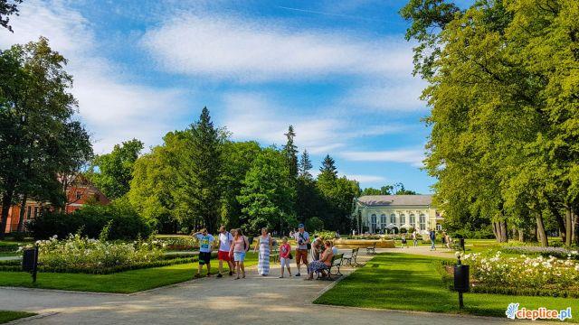 Dom Św. Stefana Cieplice Cieplice - Park Zdrojowy