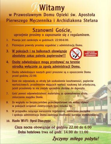 Dom Św. Stefana Cieplice