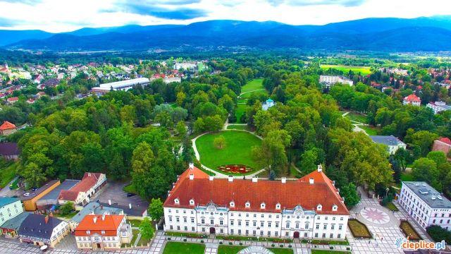 Dom Św. Stefana Cieplice Cieplice - Park Zdrojowy i Pałac
