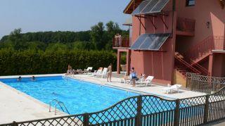Dom Wypoczynkowy AQUARIUS Trzęsacz basen