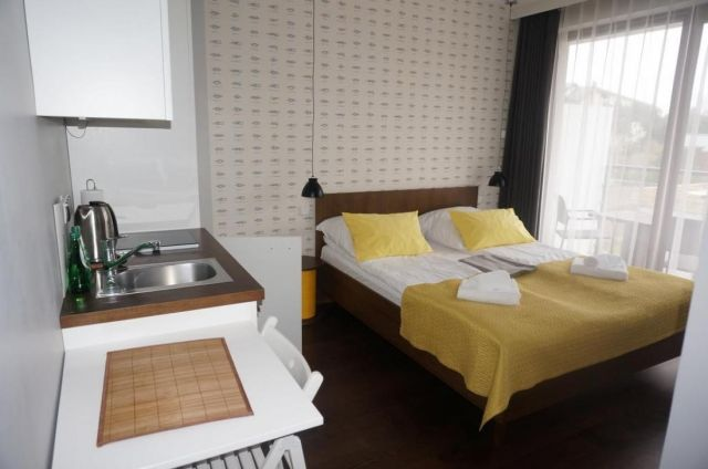 Apartamenty Paliki Jastrzębia Góra