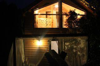 Domki Letniskowe Ziółek Chłapowo Domek z patio