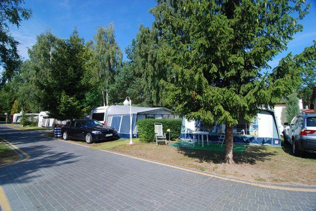 Domki i Camping AMBRE Łeba