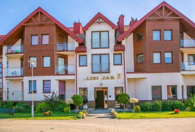Apartament POSEJDON Jastrzębia Góra