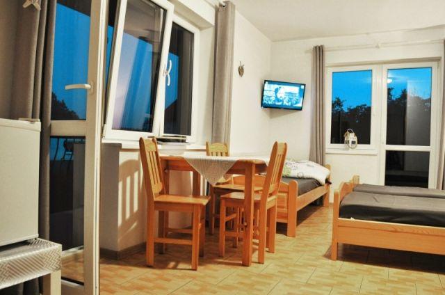 Pokoje SARA Białogóra