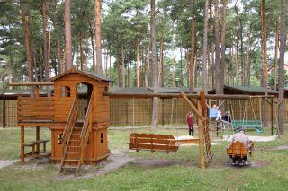 Ośrodek FAMPA Łeba