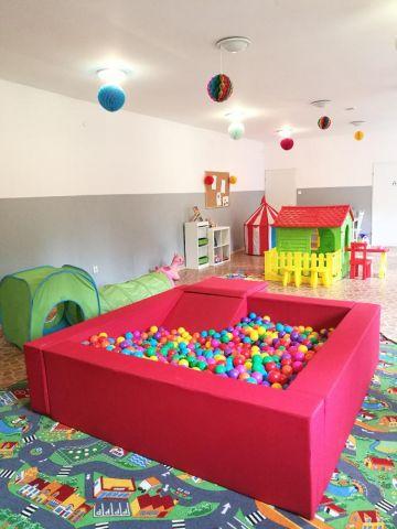 OŚRODEK REHABILITACYJNO-WYPOCZYNKOWY NEPTUN Jantar Pokój zabaw dla dzieci