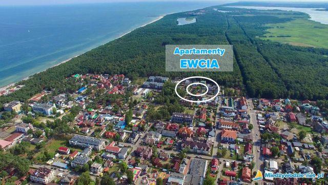 Domki EWCIA Międzywodzie