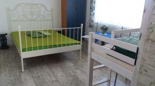 Pokoje EWA Chłopy sypialnia