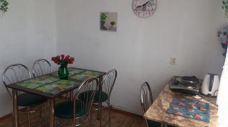 Pokoje EWA Chłopy kuchnia