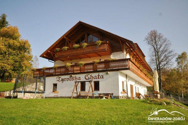 Tyrolska Chata Świeradów Zdrój