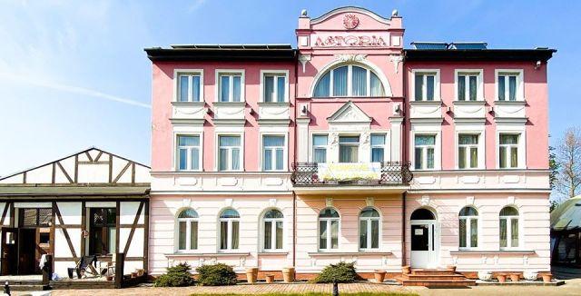 Villa ASTORIA Chłopy