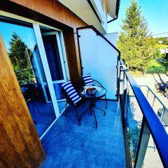 DOLCE VITA Ostrowo Balkon Apartament nr 6 i 7