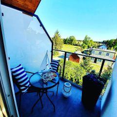 DOLCE VITA Ostrowo Balkon Apartament nr