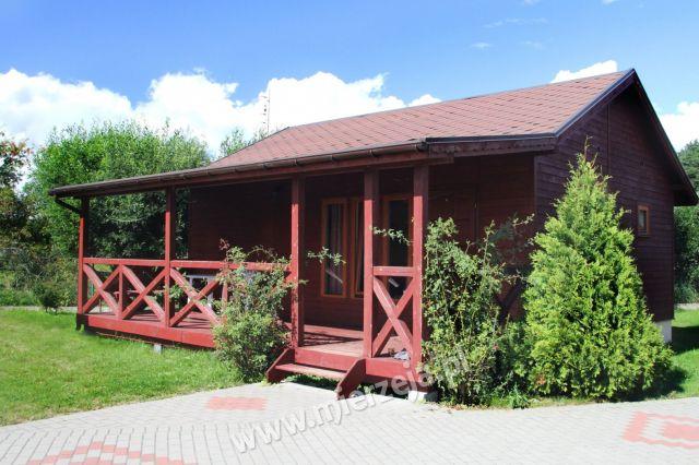 Ośrodek Wypoczynkowy SAWA Junoszyno Domek 5 osobowy Medium