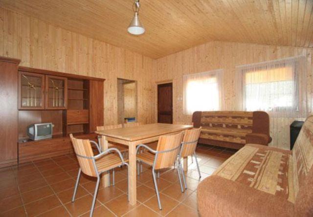 Ośrodek Wypoczynkowy SAWA Junoszyno Domek 6 osobowy Large